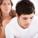 Difficoltà di erezione e depressione