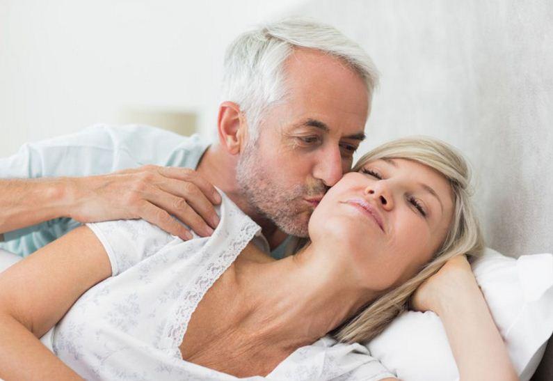menopausa negli uomini e erezione)